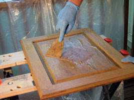Refinishing Kitchen Cabinets for the D-I-Y - Extreme How To