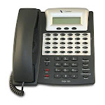 Vertical-Comdial 7261-00 DX-120 Edge Speakerphone with 30 Programmable Buttons