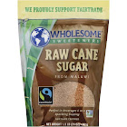 Wholesome Sweeteners Raw Cane Sugar - 24 oz bag