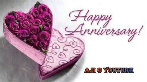 Wedding Anniversary Wishes To My Wife    YouTube