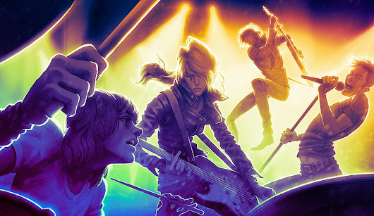 Episode #508 - Fan Mail & Rock Band 4 Review - Gamertag Radio
