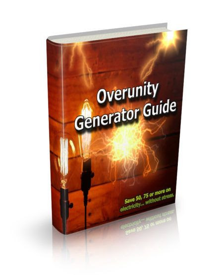 Overunity Generator Book PDF Free Download