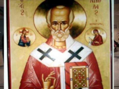 Video: Traditional Carpatho Russian Hymn to St Nicholas