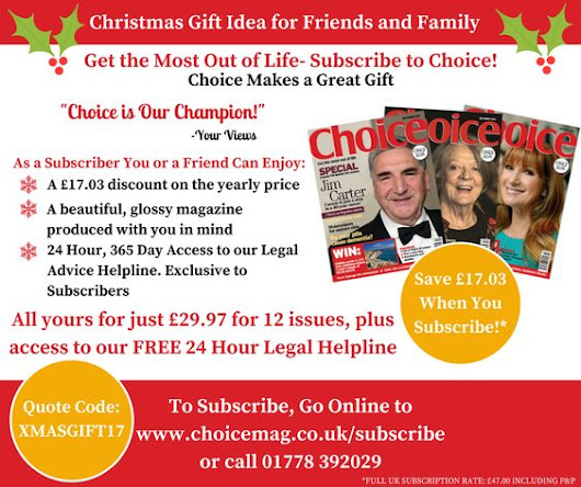 Features: Choice Christmas Gift Guide