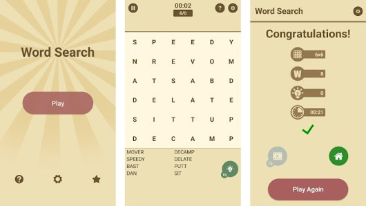 15 Word Game Templates for Android - Tech Buzz Online