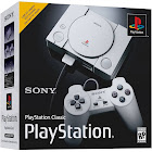 Sony PlayStation Classic Bundle Video Game Console [with Power Adapter, Open Package] [Open Package, Mint Contents]