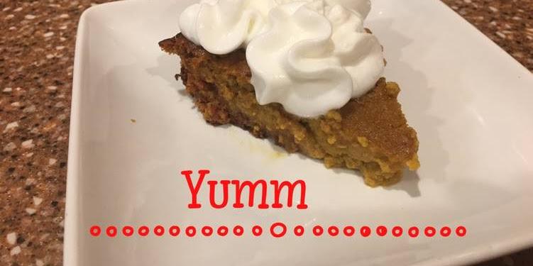 Recipe: Perfect Pumpkin ice cream pie