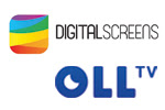 Digital Screens (oll.tv)