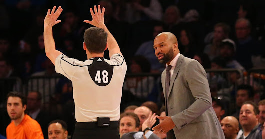 How NBA officiating has changed because of fast pace