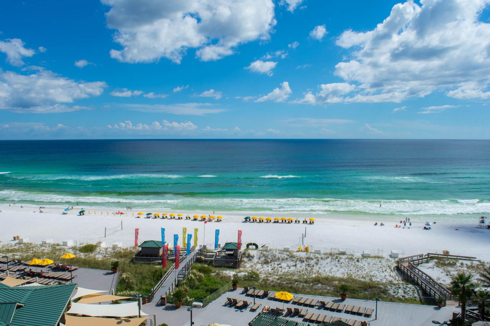 Destin Florida Vacation Packages  Florida Beach Resort