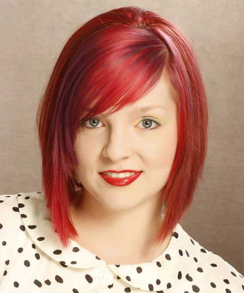 Design With Short Bob Hair Styles With Fringe And Bob Hairstyles