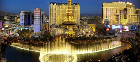 Top 5 Vegas Free Attractions