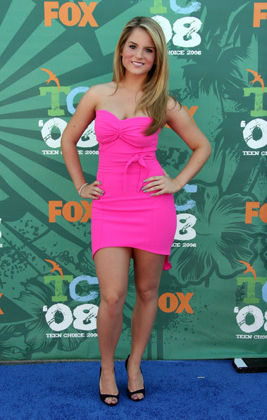JoJo in 2008 Teen Choice Awards - Arrivals