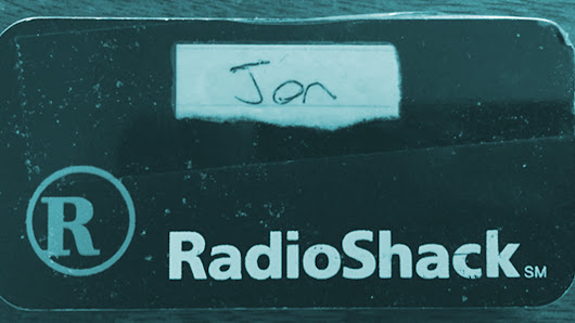 A eulogy for RadioShack, a strange strip-mall monster from a forgotten age.