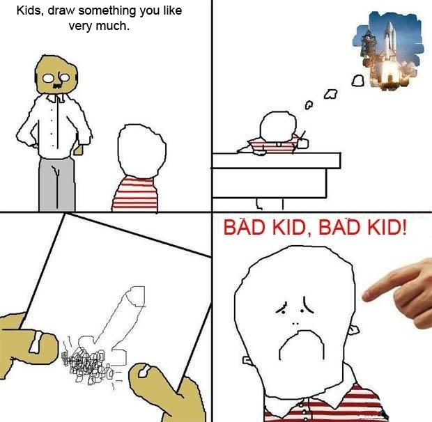 Bad Kid Funny Pictures Quotes Pics Photos Images Videos Of