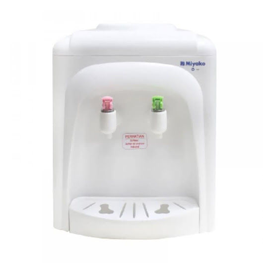 Dispenser air minum MIYAKO WD-185 H panas dan Normal