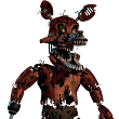Image: Nightmare Foxy | Five Nights at Freddy's Wiki | Fandom powered by ...