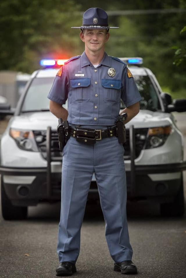 Image result for washington state patrol uniform