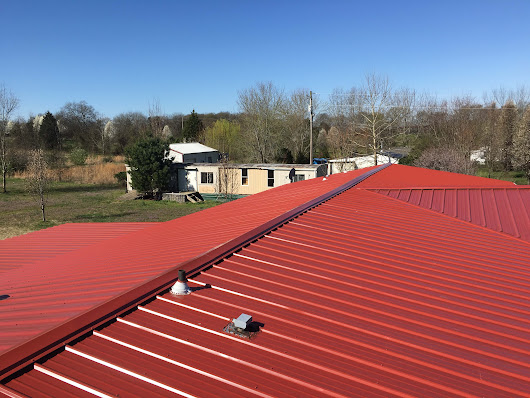 How to Keep Your Metal Roof Healthy - Save Now Remodeling