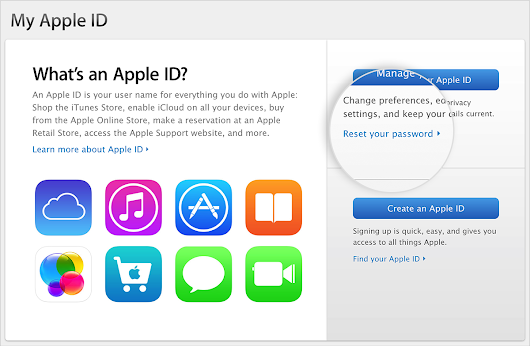 If you forgot your Apple ID password  - Apple Support