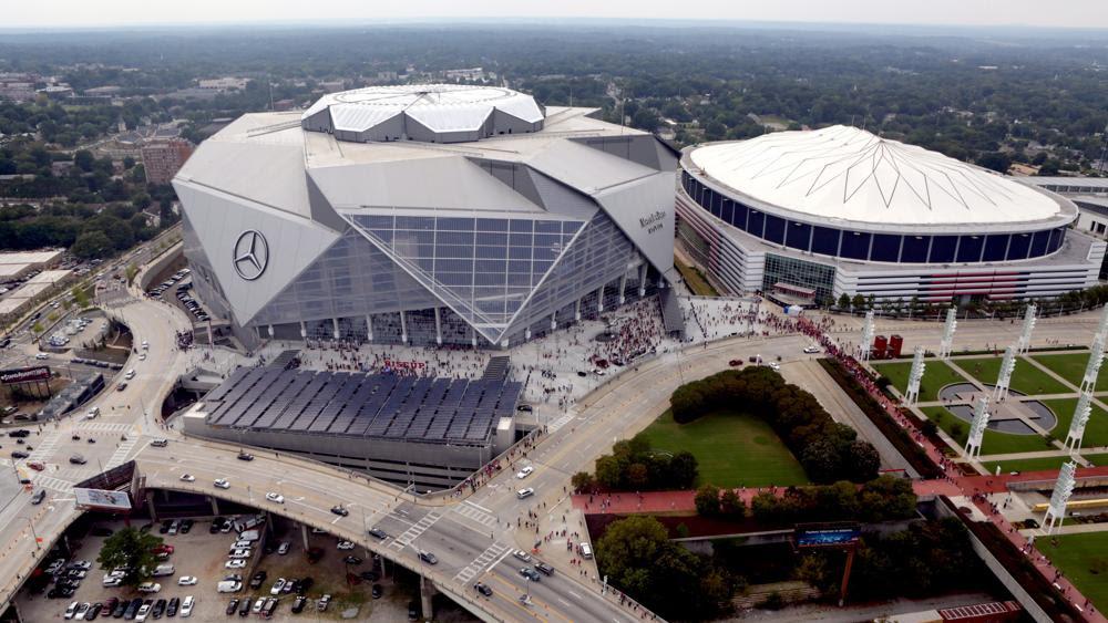 Headed to the Mercedes Benz Stadium! | Georgia Public ...