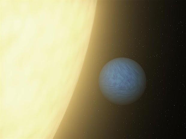 Planeta 55 Cancri Spitzer Nasa (Foto: Nasa/JPL-Caltech)