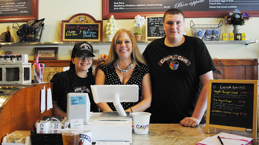 Visit the cafe that gives employees with autism a place to call home