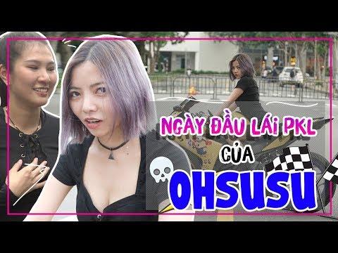 Hướng Dẫn Chạy MOTO PKL Cho Người Mới Bắt Đầu || Tập Moto Cùng Ohsusu