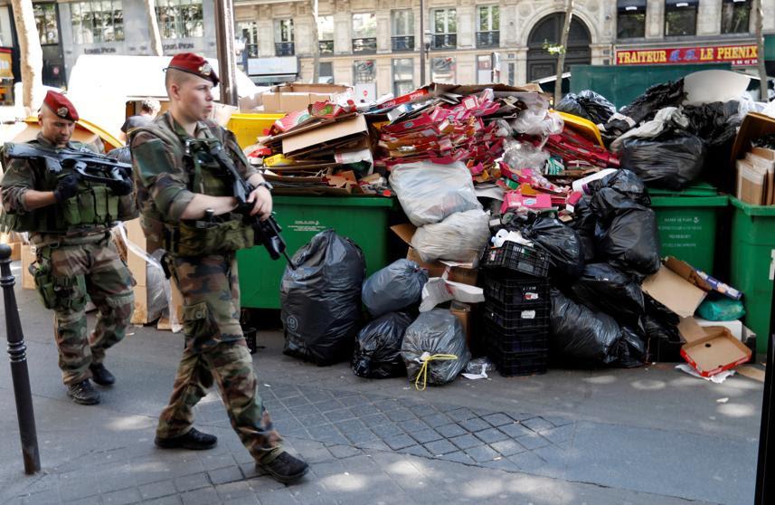 Francia teme el descenso como potencia europea