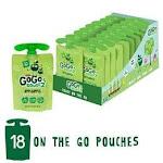 Gogo Squeez Apple On The Go Apple Sauce (3.2 Oz, 18 Per Case)
