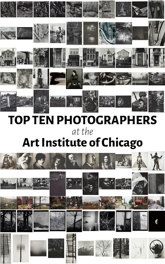 What photos would you like to see on display at the Art Institute of Chicago? - Spudart
