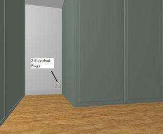 3D Electrical Plug - WiW
