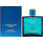 Versace Eros for Men 3.4 oz Eau de Toilette Spray