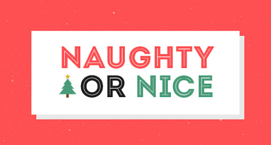 Find out if you have been Naughty or Nice on Twitter with Social Santa