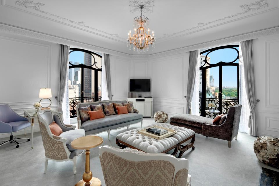 The Coolest Designer Hotel Suites Complex
