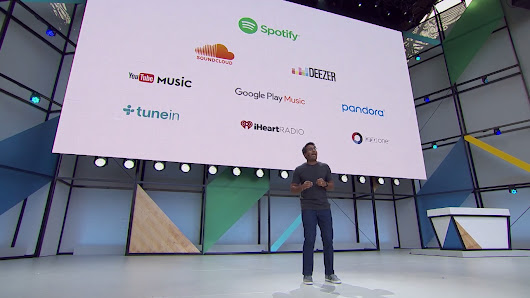 Google Home will soon support free Spotify accounts, plus SoundCloud and Deezer