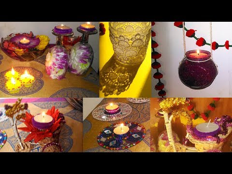 The Vibrant Chunk: 9 DIY DIWALI DECORATION IDEAS (Easy & Awesome)