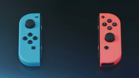 "Nintendo Switch Controllers are called ""Joy-Con"" - NintendoToday"