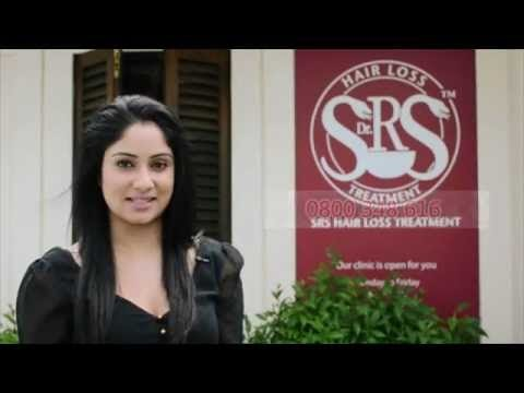 SRS Hair Clinic Hair Loss Treatment TV Advert YouTube
