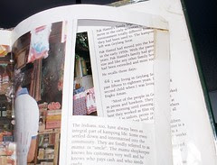 Torn Pages of Library Book (3)