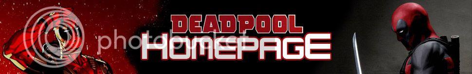 Deadpool Homepage