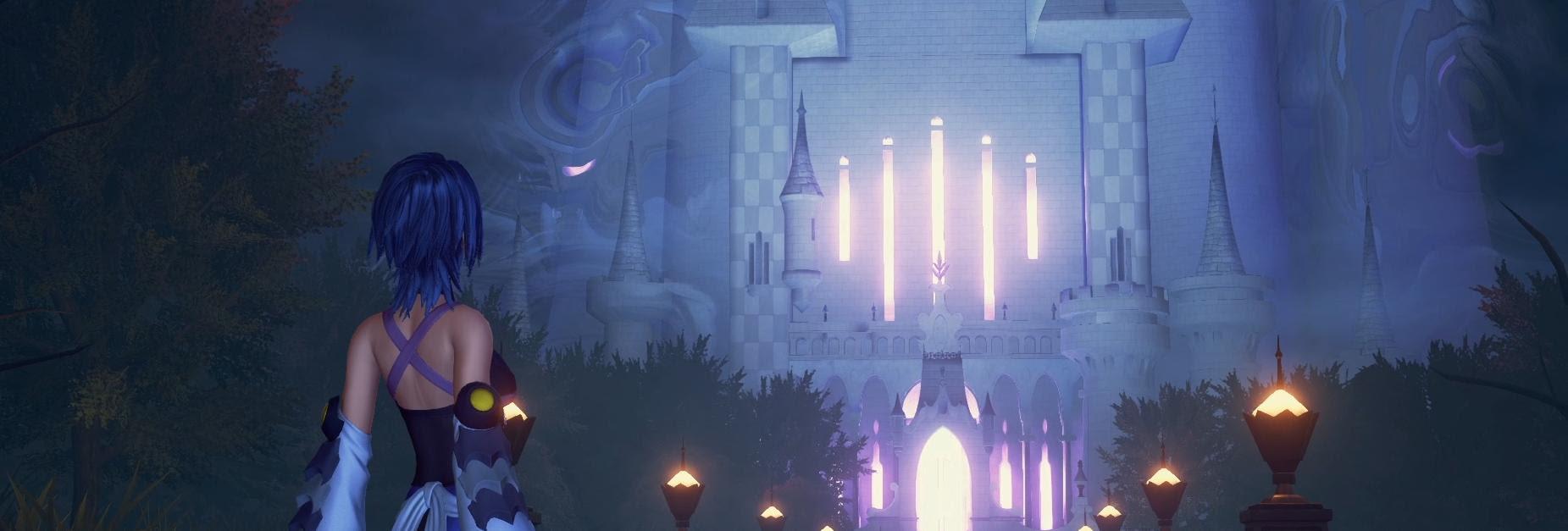 Willa Holland Returns As Aqua In Kingdom Hearts 2 8 Hd News