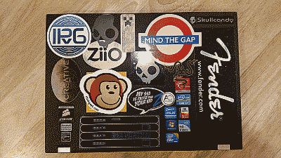 How to Remove Those Old Laptop Stickers | iceflatline