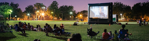 Movies In The Park Chicago