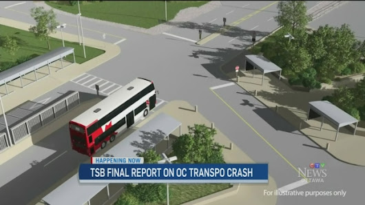 CTV Ottawa: TSB's final report