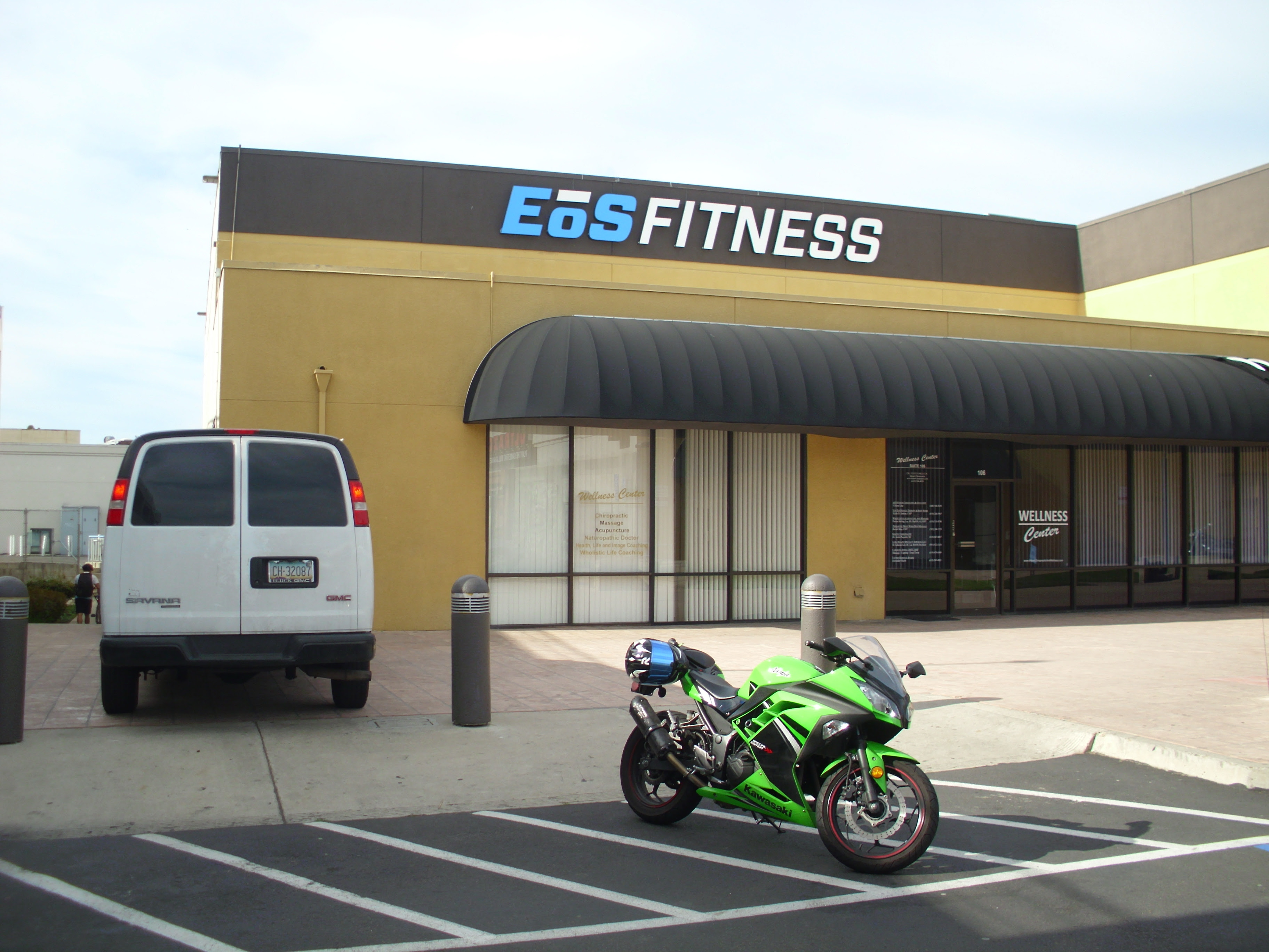 Amenities at Gyms in San Diego - EOS Fitness