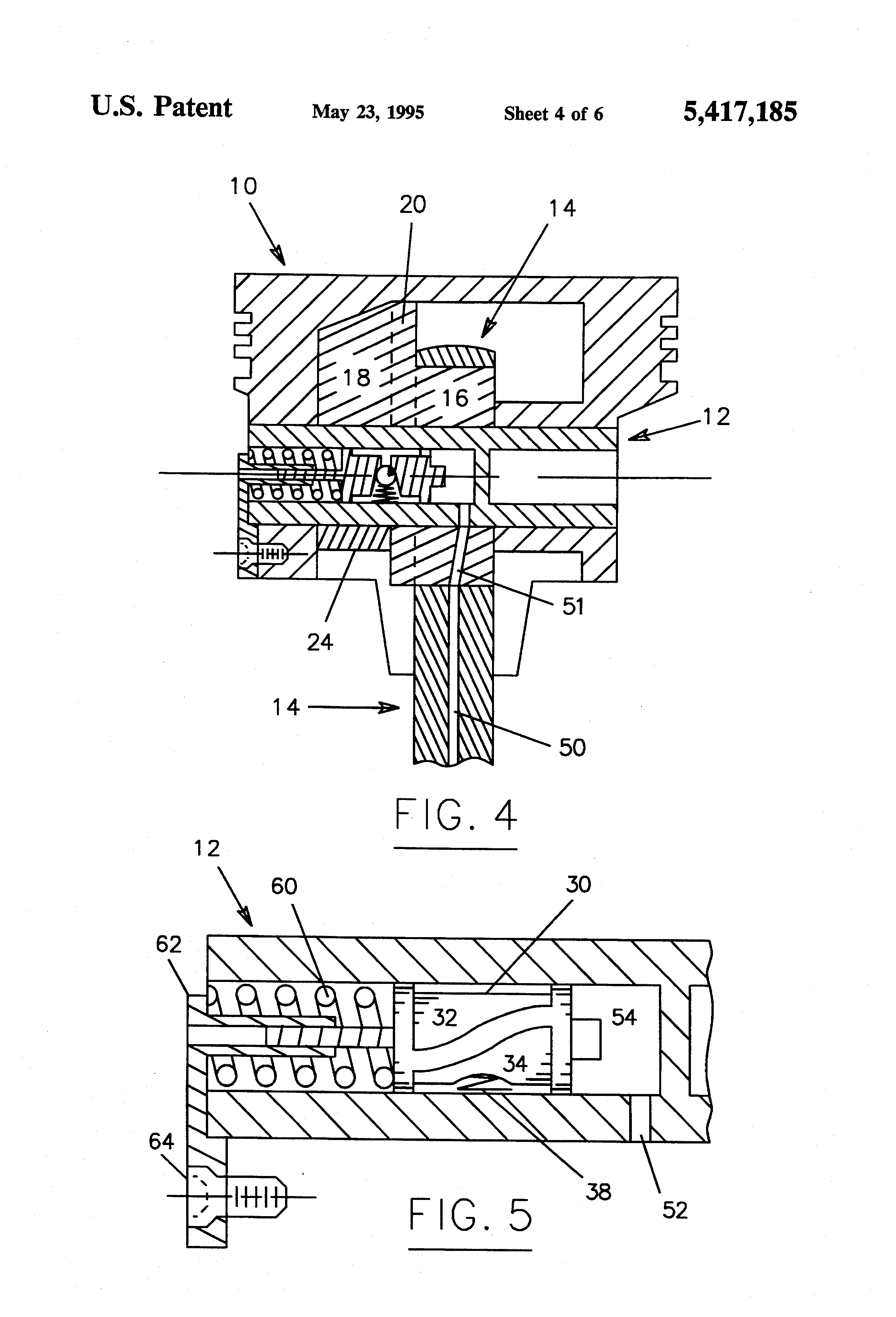 Patent US Variable Pression Piston Google