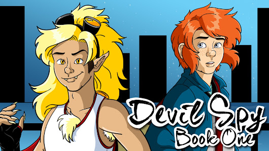 Devil Spy Book One