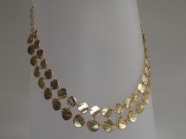Dolce Vita gold plated sieraden set 3 delig