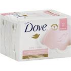 Dove Beauty Bar Pink 4 oz, 2 Bar